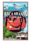 Boca Grande  Florida - Montage