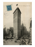 Flat Iron 1909