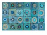Underwater Mosaic Giclée premium par Silvia Vassileva