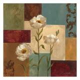 Retro Floral I