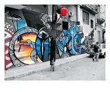 Entree Dans La Vieille Havane