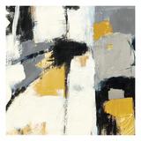 Yellow Catalina I Giclée premium par Mike Schick