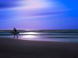 Blue Surfer II