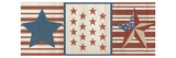 Americana Stars and Stripes II