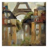Paris Late Summer I Giclée premium par Silvia Vassileva