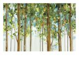Forest Study I Crop Giclée premium par Lisa Audit