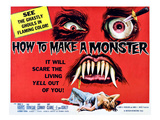 How to Make A Monster  1958