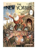 The New Yorker Cover - December 17  2012