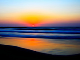 Colorful Sunset Papier Photo par Josh Adamski
