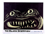 Black Scorpion  The  1957