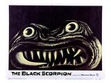 Black Scorpion  The  1957