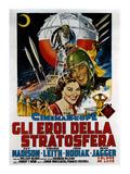 On the Threshold of Space  (AKA Gli Eroi Della Stratosfera)  Virginia Leith  Guy Madison  1956