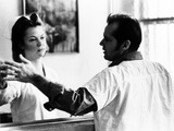 One Flew Over the Cuckoo's Nest  Louise Fletcher  Jack Nicholson  1975