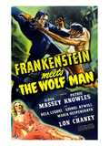 Frankenstein Meets the Wolf Man  1943