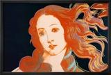 Details of Boticelli's Birth of Venus  c1984