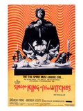 Simon  King of the Witches  Andrew Prine  1971
