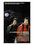 An American Werewolf In London  Griffin Dunne  David Naughton  1981