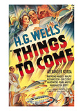 Things to Come (AKA HG Wells' Things to Come)  1936