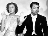 The Awful Truth  Irene Dunne  Cary Grant  1937