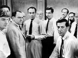 Twelve Angry Men  Jack Warden  Edward Binns  EG Marshall  John Fiedler   Henry Fonda  et al  1957