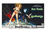 Barbarella  Jane Fonda  1968