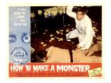 How to Make A Monster  Dennis Cross  Robert H Harris  1958