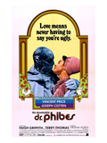 The Abominable Dr Phibes  From Left: Vincent Price  Virginia North  1971