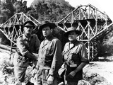 The Bridge on the River Kwai  Alec Guinness  William Holden  Jack Hawkins  1957
