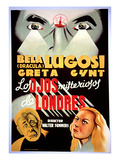 The Dark Eyes of London  (AKA The Human Monster; Los Ojos Misteriosos De Londres)  1940