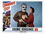 Commando Cody  Judd Holdren  Aline Towne  1953