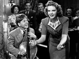 Babes in Arms  Mickey Rooney  Judy Garland  1939  Violin