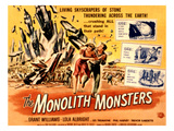 The Monolith Monsters  Grant Williams  Lola Albright  1957