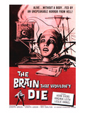 The Brain That Wouldn't Die  Virginia Leith  1962