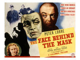 The Face Behind the Mask  Peter Lorre  Evelyn Keyes  1941