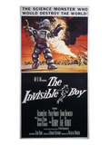 The Invisible Boy  Robby the Robot  Richard Eyer  1957