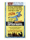 The Adventures of Captain Marvel  Tom Tyler  (Serial)  1941