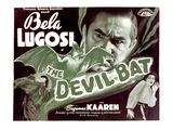 The Devil Bat  Bela Lugosi  Suzanne Kaaren  1940