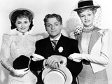 The Strawberry Blonde  Olivia De Havilland  James Cagney  Rita Hayworth  1941