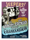 Abbott And Costello Meet Frankenstein  1948