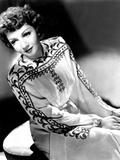 Claudette Colbert  Portrait  1940s