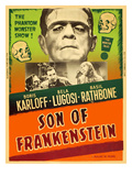 Son of Frankenstein  1939