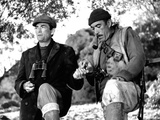 The Guns of Navarone  From Left: Gregory Peck  Anthony Quinn  1961