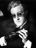 Dr Strangelove  (AKA How I Learned to Stop Worrying and Love the Bomb)  Peter Sellers  1964