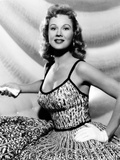 The Big Land  Virginia Mayo  1957