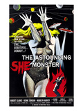 The Astounding She-Monster  1957