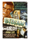Bedlam  Boris Karloff  Anna Lee  1946