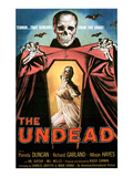 The Undead  Pamela Duncan  1957