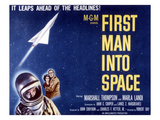 First Man Into Space  1959
