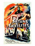 Satan's Satellites  Feature Version of the 1952 Serial Zombies of the Stratosphere  1958