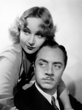 "Carole Lombard  with Costar William Powell in ""My Man Godfrey"" 1936"
